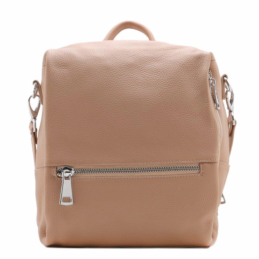 Рюкзак женский из натуральной кожи от Prego