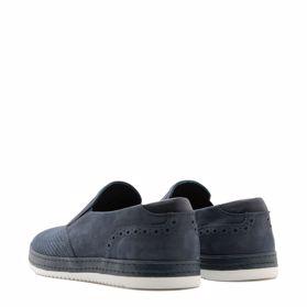 Туфлі чоловічі з перфорацією - Фото №3
