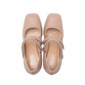 Туфли на каблуке prego - Фото №4