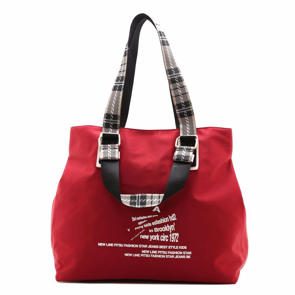 022372 Сумка для подорожей Balina, бордова, текстиль