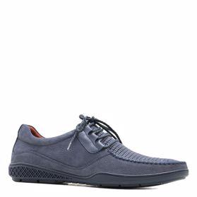 Туфлі чоловічі з перфорацією - Фото №1