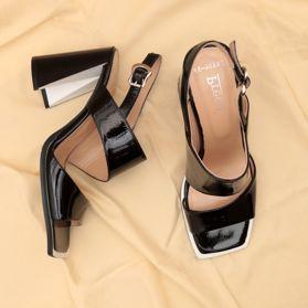 Босоножки на каблуке prego - Фото №6