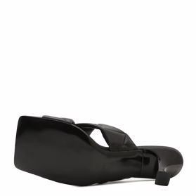 Шлепанцы на каблуке prego - Фото №5