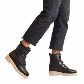 Ботинки осенние на низком ходу prego - Фото №6