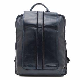 Рюкзак мужской с натуральной кожи - Фото №1