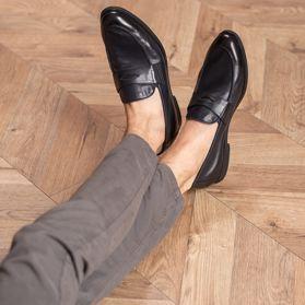 Классические мужские туфли - Фото №6