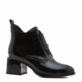 Ботинки весенние на каблуке prego - Фото №1