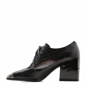Туфлі з перфорацією prego - Фото №2