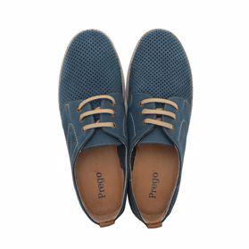 Туфли мужские с перфорацией prego - Фото №4