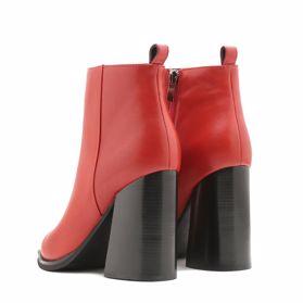 Ботинки осенние на каблуке - Фото №3