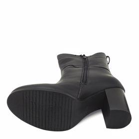 Ботинки зимние на каблуке - Фото №5