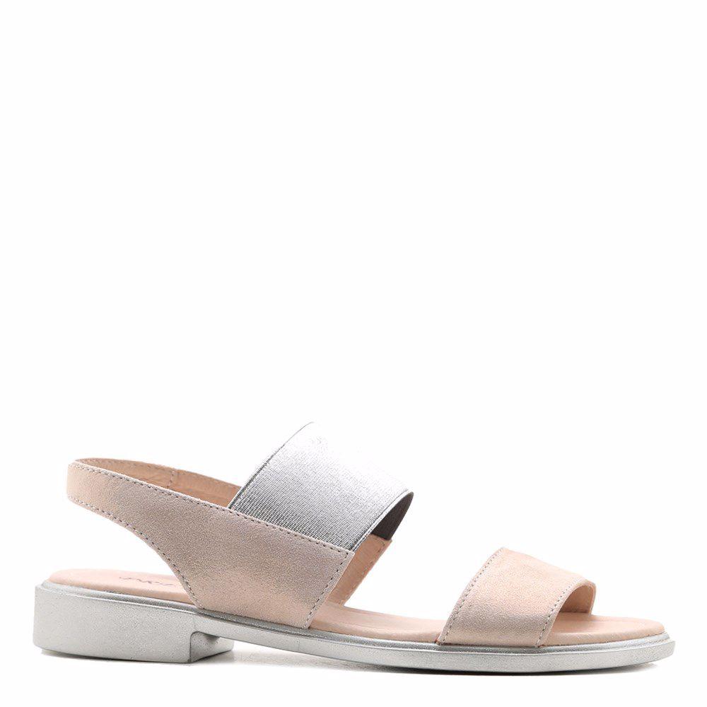 Купить Женская обувь, Босоножки на низком ходу, Prego, бежевый