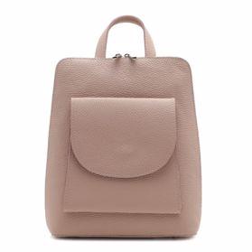 Рюкзак женский из натуральной кожи prego - Фото №1