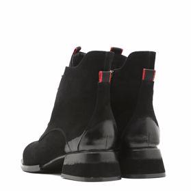 Ботинки зимние на каблуке prego - Фото №3