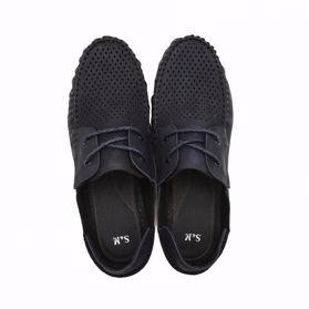 Туфлі чоловічі з перфорацією - Фото №4