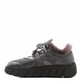 Туфлі зимові на низькому ходу - Фото №2