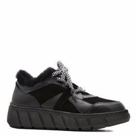 Туфлі зимові на низькому ходу - Фото №1