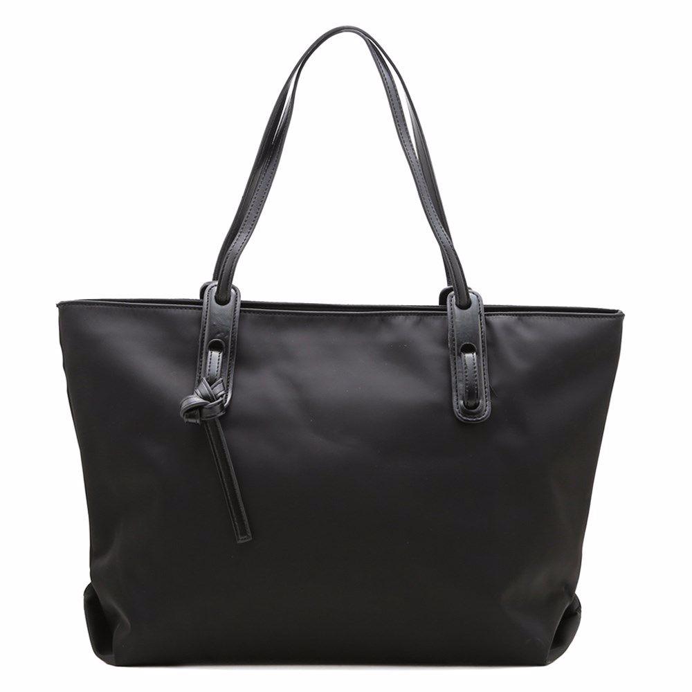 022274 Сумка м'яка Balina, чорна, текстиль