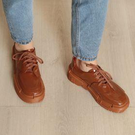 Туфли на низком ходу prego - Фото №6