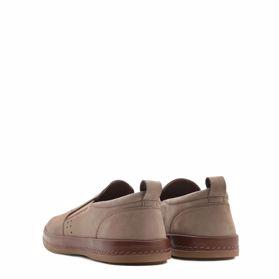 Туфлі чоловічі з перфорацією prego - Фото №3