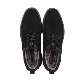 Повседневные зимние мужские туфли - Фото №4
