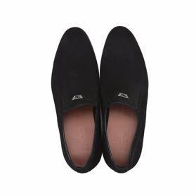 Классические мужские туфли prego - Фото №4