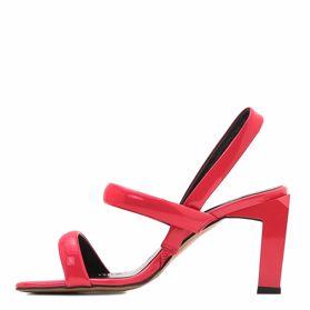 Босоножки на каблуке - Фото №2