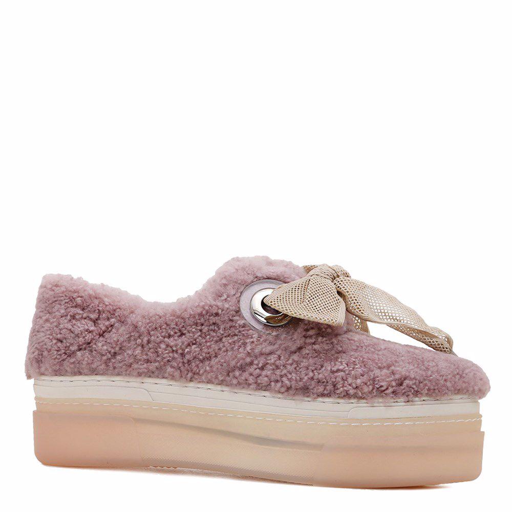 Купить Женская обувь, Туфли на платформе, Prego, розовый