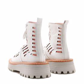 Ботинки весенние на низком ходу - Фото №3