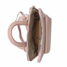 Рюкзак женский из натуральной кожи prego - Фото №5