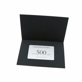 Подарочный сертификат 500 гривен - Фото №2