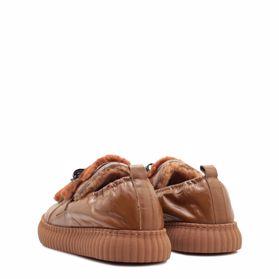 Туфлі зимові на низькому ходу prego - Фото №3
