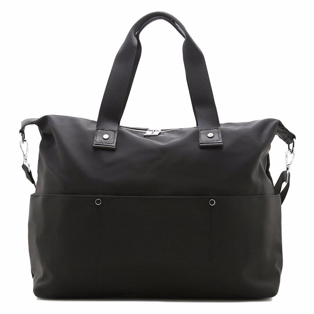 022279 Сумка для подорожей Balina, чорна, текстиль