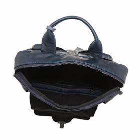 Рюкзак мужской с натуральной кожи - Фото №5