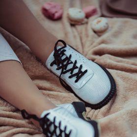 Туфли с перфорацией - Фото №6