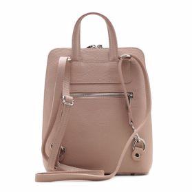Рюкзак женский из натуральной кожи prego - Фото №2