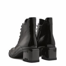 Ботинки осенние на каблуке prego - Фото №3