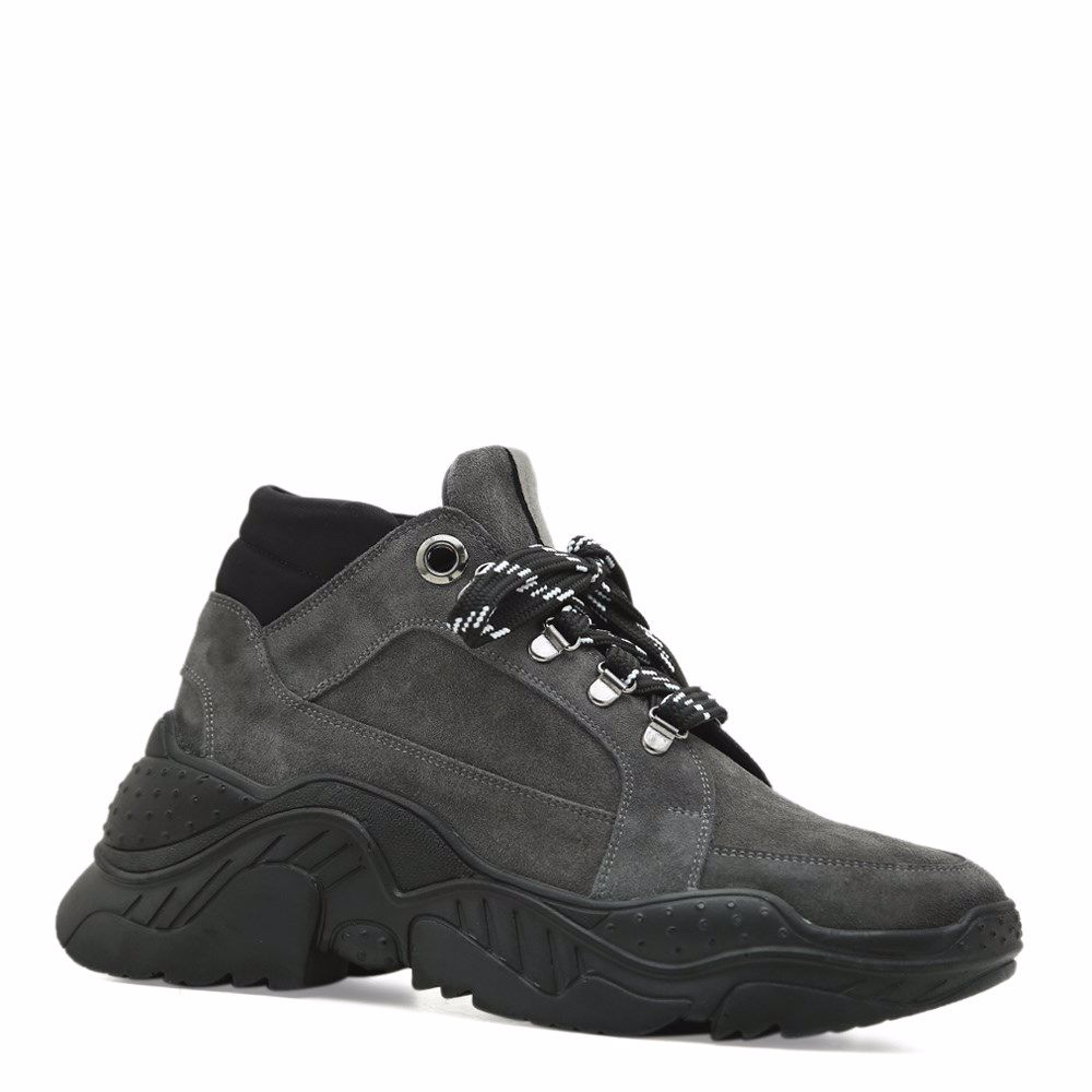 Ботинки осенние на низком ходу от Prego