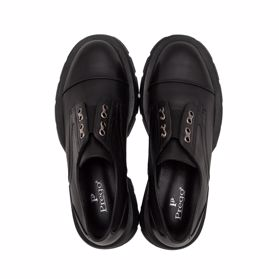 Туфли на низком ходу prego - Фото №4